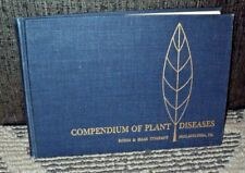 Compendium of Plant Diseases by Brandes hc 1959 With 125 Color Illustrations