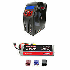 Venom 35C 3S 11.1v 5000mAh LiPo Hardcase Battery and Pro Duo Charger Combo