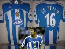 Wigan Athletic de obedecer Adulto XL Camiseta Jersey Fútbol Gales Top Umbro