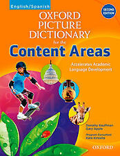 The Oxford Picture Dictionary for the Content Areas. Bilingu