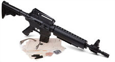 Crosman M4177KT Kit (Black)Tactical Bolt Action Pump Airsoft Rifle W/Ammo