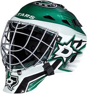 Dallas Stars Unsigned Franklin Sports Replica Full-Size Goalie Mask