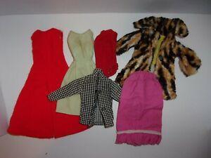 Vintage Maddie Mod & Barbie sized clothing