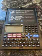 Casio Data Bank DC-8500 64KB Vintage Organizer & Calculator