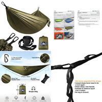 NatureFun Hamac ultra-lger de voyage Camping | 300 kg Capacit de charge,(275 x