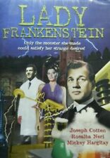 Lady Frankenstein DVD Only The Monster She Made Could Satisfy Her Desires