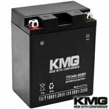 Ytx14Ah-Bs Sealed Smf Powersport Battery For Polaris All Other Models 1992-2005