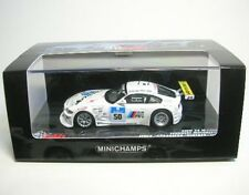 BMW Z4 M Coupe Stuck Hurtgen Class S ADAC 24h 2007 1 43 Minichamps 400072750 R