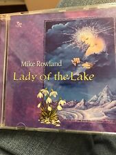 Mike Rowland- Lady Of The Lake Cd