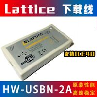 USB ISP Download Cable Jtag SPI Programmer for LATTICE FPGA CPLD HW-USBN-2A