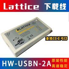2018 USB ISP Download Cable Jtag SPI Programmer for LATTICE FPGA CPLD HW-USBN-2A