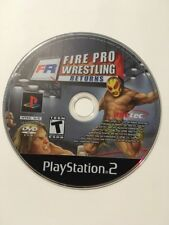 PS2 - Fire Pro Wrestling Returns - PlayStation 2 - Disc Only - Guaranteed Play