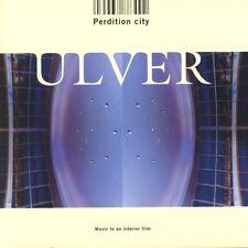ULVER - Perdition City CD