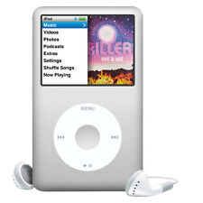 Apple iPod classic 6th Generation Silver 80GB