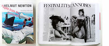 Helmut Newton Pages from the Glossies Taschen 2015