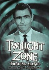 Twilight Zone Series 4 Rare Binder Exclusive P3 Promo Card