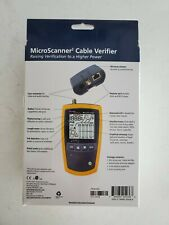 FLUKE NETWORKS CORE MS2-100  MICROSCANNER2 CABLE TESTER