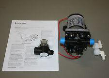 New SHURflo 12V 3.0 GPM RV Water Pump 4008-101-A65 Revolution W/STRAINER 7