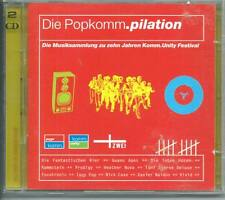 POPKOMM GERMAN 2-CD RAMMSTEIN NICK CAVE HEATHER NOVA PRODIGY IGGY POP