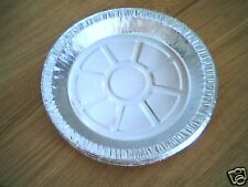 """50 x 9"""" Plate Foil Dishes"""