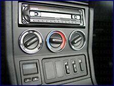 ANELLO METALLO VENTILAZIONE CROMO CROMATI per BMW Z3