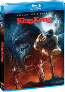 KING KONG (1976) (2PC) / (2...-KING KONG (1976) (2PC) / (2PK OCRD) Blu-Ray NEUF