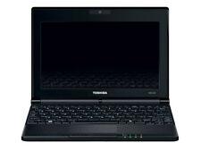 "Toshiba NB500 10.1"" Intel Atom 2 GB Ram 80 GB HDD Windows 7 Webcam WIFI Laptop"