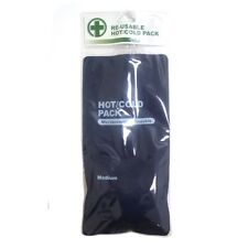 Hot Cold Pack Relief Re Usable Ice Heat GEL Packs Microwaveable 27cm X 13cm
