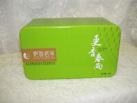 Green Oriental Tea Tin Box