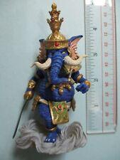 Kotobukiya One Coin Figure Shin Megami Tensei Akuma Shokanroku Ganesa Ganesha