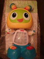 Fisher-Price Bright Beats Dance and Move Beatbo Sing Along Toy