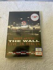ROGER WATERS - THE WALL : LIVE IN BERLIN - DVD - REGION 0 / REGION FREE