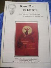 Karl May in Leipzig - Pamorama des Freundeskreises - Nr. 75 - TOP