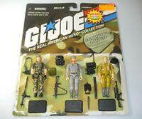 Lot 1998 GI Joe Oktober Guard Lt Gorky Colonel Brekhov Volga Complete Card Back