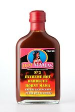 (1L=29,50€) HotMama's® BBQ No. 3 - Extreme Hot Barbecue Sauce