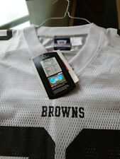 Winslow #80Cleveland Browns NFL Football jersey New with tags M  23 Pit to Pit