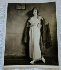 Signed Photo Of Constance Talmadge