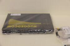 Siemens RuggedCom RSG2100-R-RM-HI Loaded Fiber Optic Network Switch