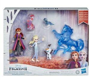 Disney Frozen II SPIRITS OF NATURE Figurine Set - New