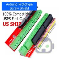 Arduino Proto Screw Shield V2 Expansion Board compatible Arduino UNO R3 Top