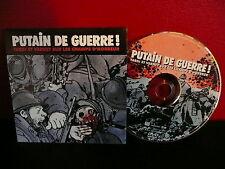 """TARDI et VERNEY sur les champs d'horreur """" Putain de guerre """" - DVD de 52 min"""