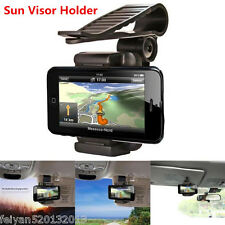 For Benz Car Sun Visors Phone Mount Holder Stand Bracket For All Cell Phone GPS