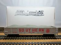 """BACHMANN 17204  HO Scale 41' Steel Gondola """"Southern"""" with Gravel Load"""