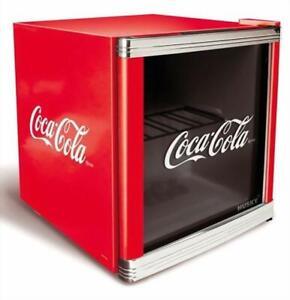 Flaschenkühlbox CoolCube Coca Cola Kühlschrank Getränkekühlschrank Mini Fridg DF