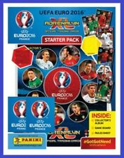 Adrenalyn XL EURO 2016 FRANCE BINDER Panini STARTER PACK
