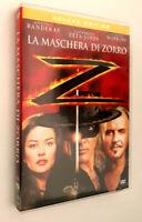La Maschera di Zorro DVD deluxe edition