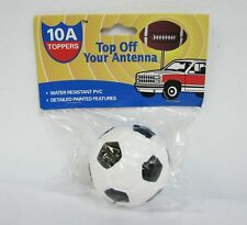 Soccer Ball Antenna Topper Sports New Accessory Find Your Car From Afar Detail