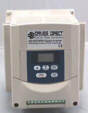 1 Hp Digital 240V to 415V 3 Phase Inverter Converter Lathe Mill Drill
