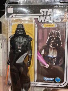 "Vintage Star Wars Darth Vader 12"" Gentle Giant Jumbo Figure - New"