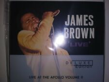 James Brown (2CD) Live At The Apollo Vol. II Deluxe Edition